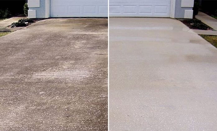 baytown driveway cleaning