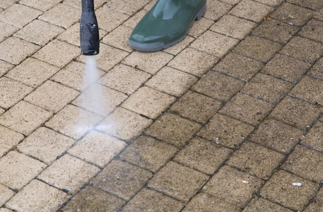 baytown patio cleaning