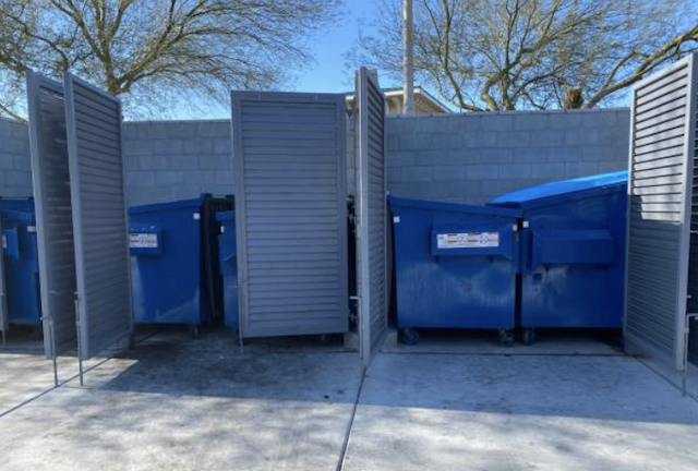 dumpster cleaning in baytown