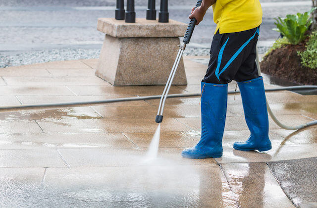 commercial cleaning baytown